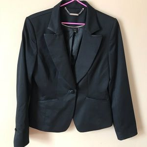 ❤️NWOT❤️WHBM Black Formal Blazer Size 8